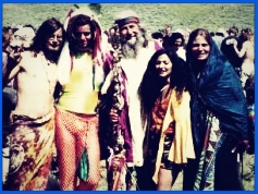 hippies in 1960